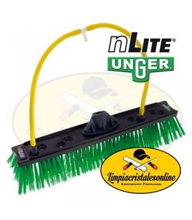 Cepillo Rectangular para Limpieza con Agua Pura Unger nLite