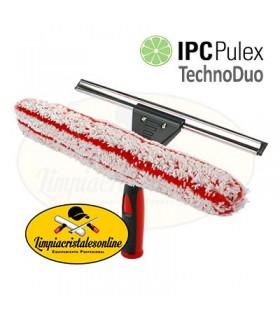 Rasqueta y Mojador Limpiacristales Pulex TechnoDuo