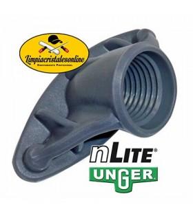 Base de Repuesto con Rosca para Cepillos Unger HiFlo nLite
