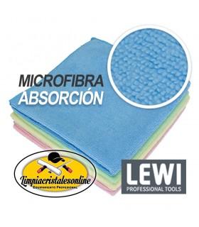 Microfibra para Limpieza LEWI