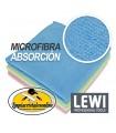 Bayeta de Microfibra para Limpieza LEWI®