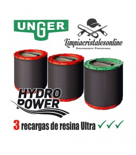 Resina Unger HydroPower Ultra L y LC