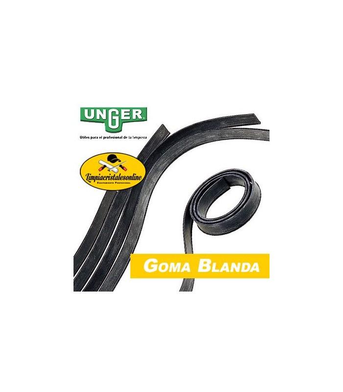 Goma Limpiacristales UNGER Blanda/Soft