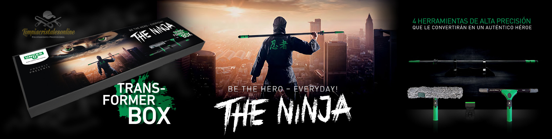 Unger Ninja - Edición limitada